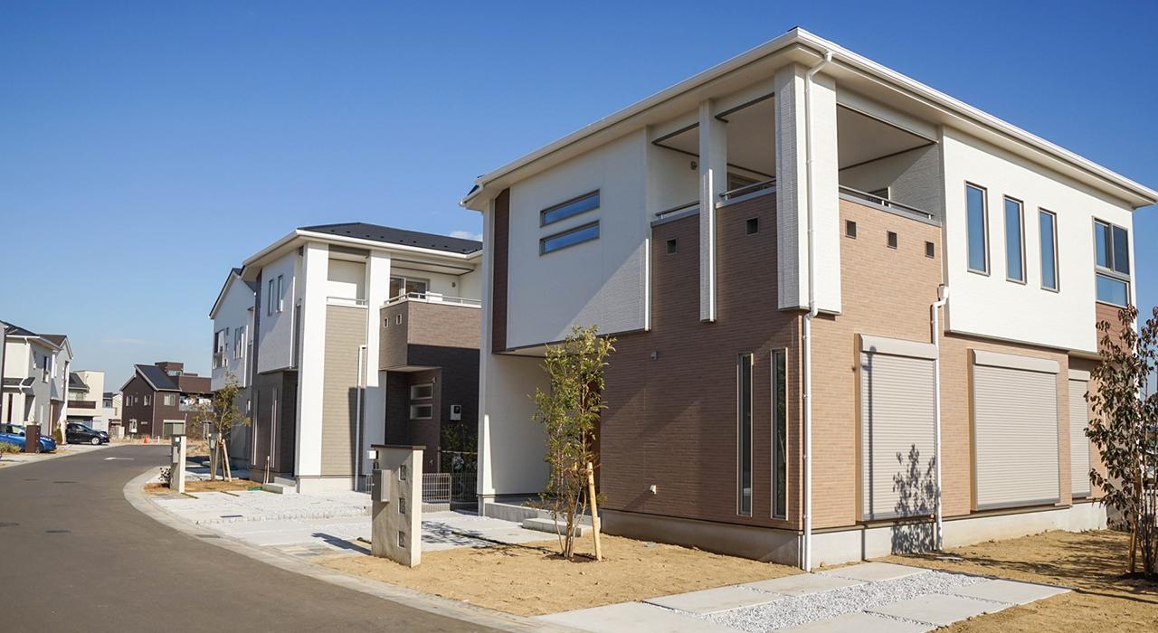 新日本ホームズ(株)ひびきの展示場モデルホーム